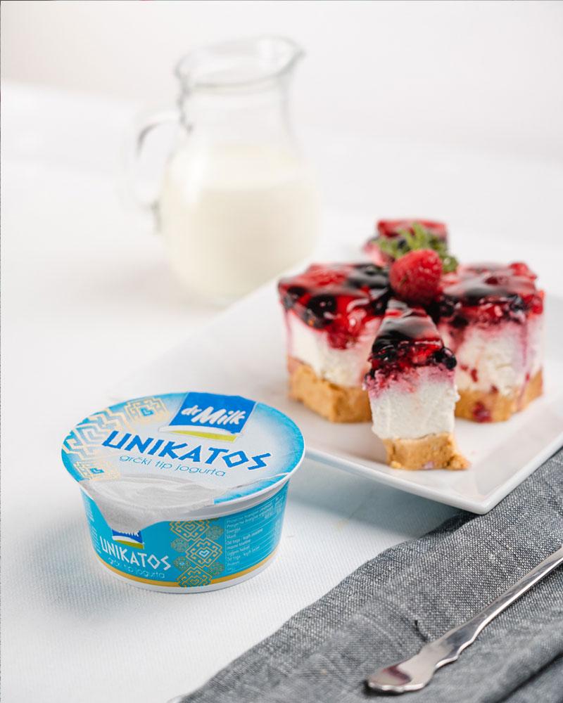 Recept za kolač sa unikatos jogurtom